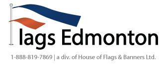 Flags Edmonton (a div. of House of Flags & Banners Ltd.)