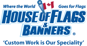 Flags Vancouver - House of Flags & Banners Ltd.