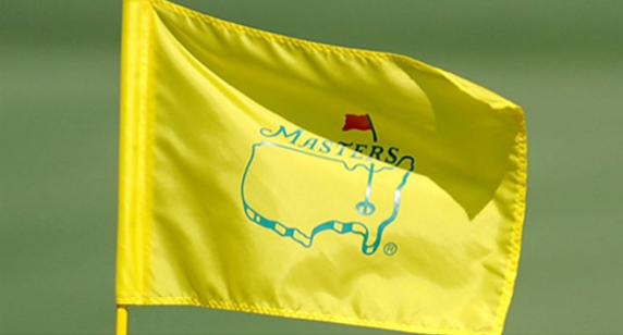 Golf Tournament Pin Flags