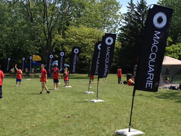 Sky Flags Soccer Tourney Toronto Canada